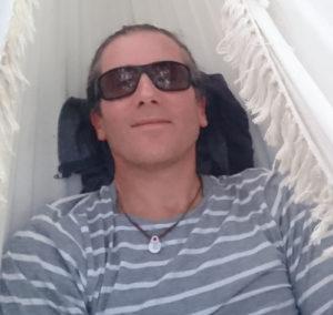 sleep in hammock